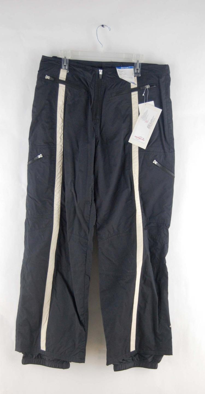 Obermeyer Mujer Aislamiento Negro Esquí y Snowboard Dc Pantalones Activa