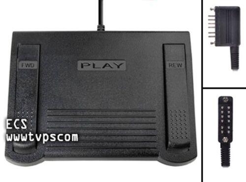 ECS SONY FS-75 FS-85 IN-75 Foot Pedal Transcriber Transcription