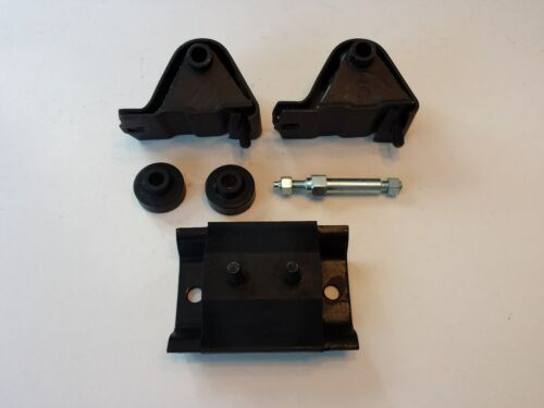 FITS Jeep Wrangler Motor Transmission Mount Kit 1987-1990 w// 2.5L 4 Cyl Engine
