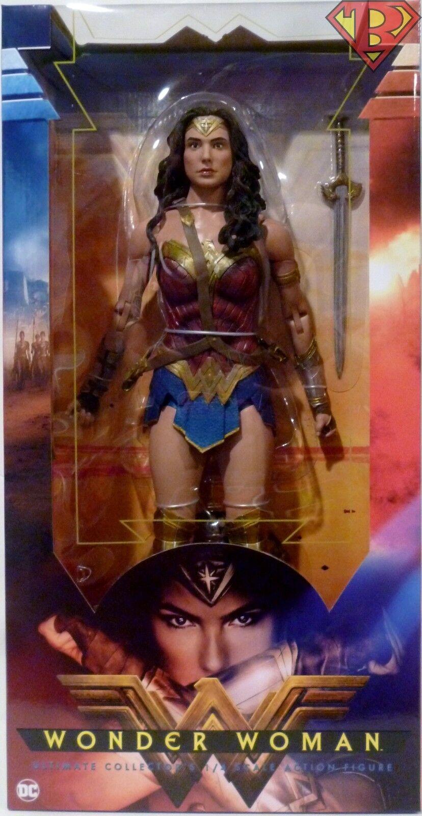 Wonder Woman DC Movie 2017 18  Pouces ÉCHELLE 1 4 Ultimate Action Figure NECA 2018