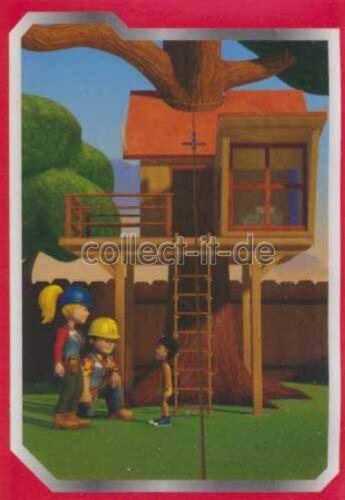 PANINI-Bob Le Bricoleur-Autocollant 50-98 Choisir