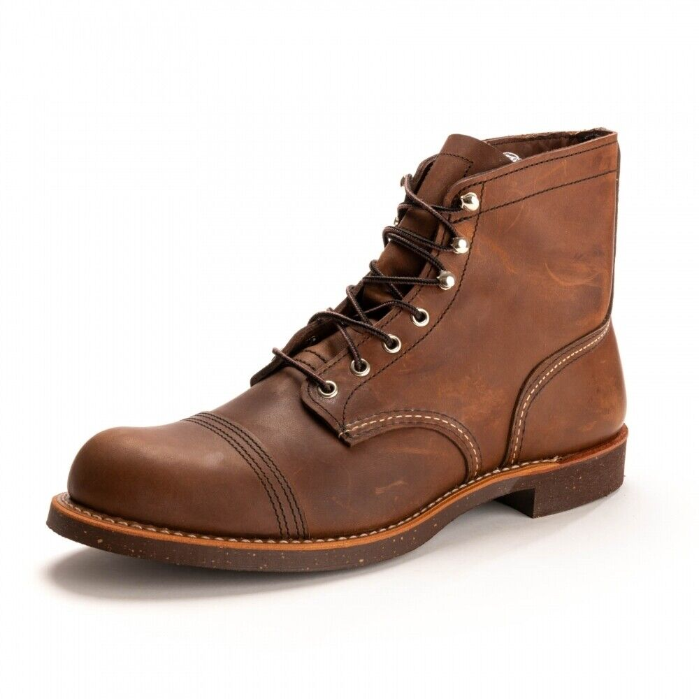 Red Wing Iron Ranger Mens Boot for sale