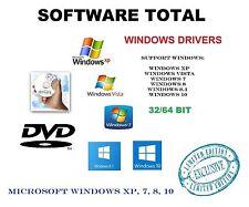 windows Drivers 2017 DVD for Windows  XP Vista 7 8.10 32 64 bit