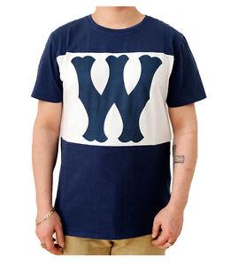 Wesc-franquicia-Dub-Camiseta-Azul-Real