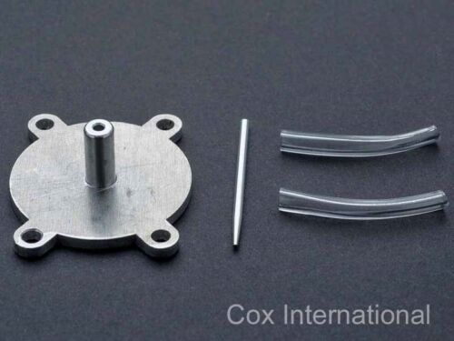 049 RC Radio Control Throttle Conversion for Cox .049 Babe Bee Engine