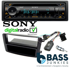 Details About Mercedes Benz Viano 2004 On Sony Dab Cd Mp3 Usb Aux Bluetooth Swc Car Stereo Kit