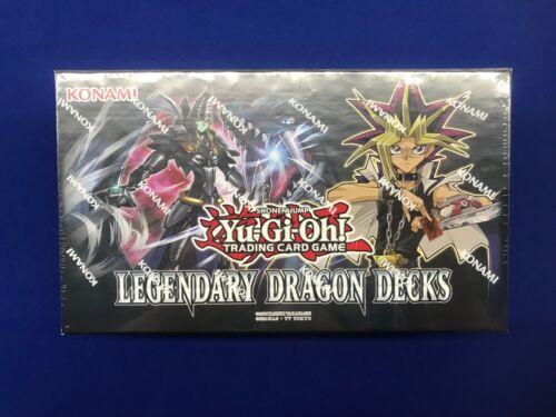 Yu-Gi-Oh Atlantis Cyber Dimensional - Sealed Legendary Dragon Decks
