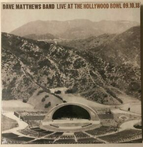 Live At The Hollywood Bowl - September 10, 2018, New Music