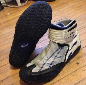 Asics 54 RARE Wrestling Shoes Sz 8.5 | eBay