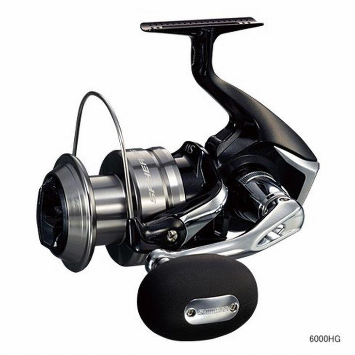 Shimano SPHEROS SW 6000-HG Spinning Reel New
