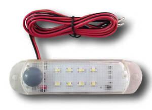 Topper LED Dome Light Truck Cap ATC AT-LED-12V Surface Mount
