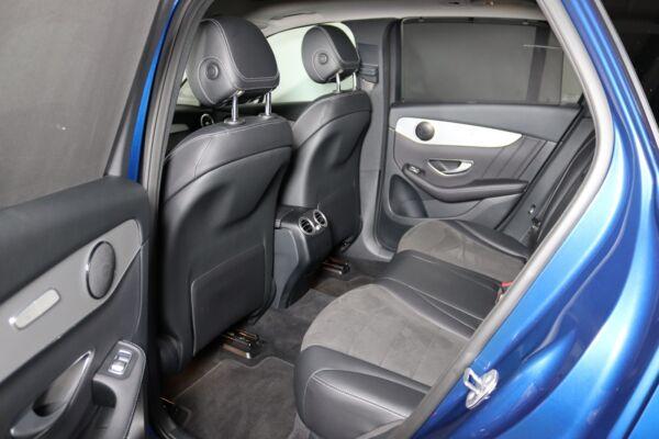 Mercedes GLC350 d 3,0 AMG Line aut. 4-M billede 6