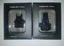 Magpul MBUS Pro Set Front & Rear Folding Steel Iron Sights Combo MAG275 & MAG276