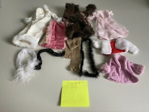 Vintage-Barbie-Doll-Clothes-Accessories-1990s-Mattel-Lot-25-10-Pieces