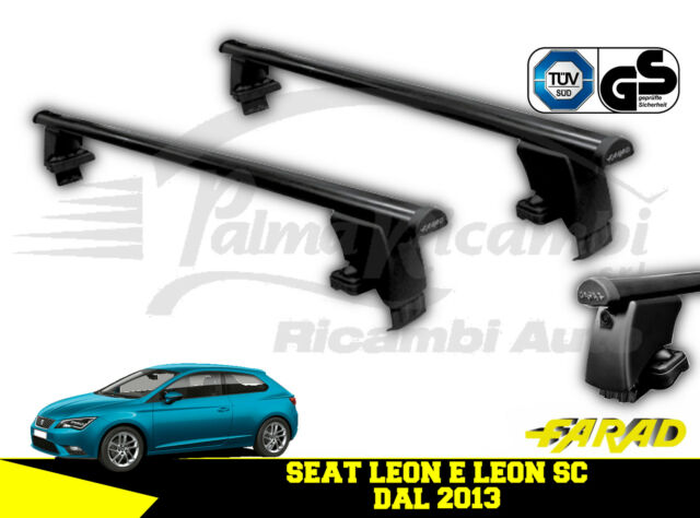 Iron 130+ Bs118 Roof Bars Farad Iron Seat Leon and Leon Sc from 2013