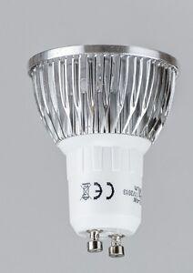 LED GU10 5W LED-Reflektor 230V warmweiß LED-Lampe nicht dimmbar
