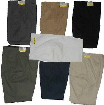 New WOMENS PLUS-SIZE PANTS WOOL 20W 22W 24W GRAY Black or NAVY 8680 DRESS SLACKS