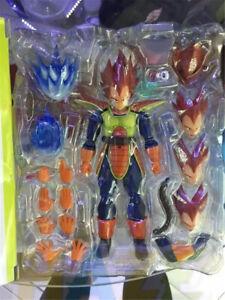 Anime-Dragon-Ball-Vegeta-IV-PVC-Figure-Toy-15cm-In-Box-New
