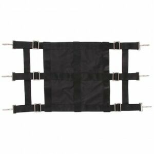 Tough-1-Black-Solid-Center-Stall-Guard-Horse-Tack-72-3031