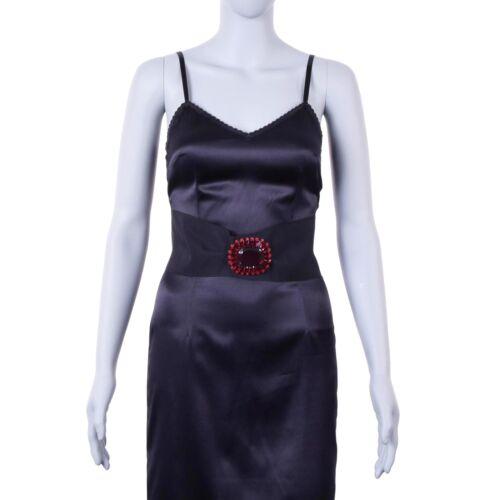Brosche aus Kristallen Schwarz Brooch Belt Black 03624 DOLCE /& GABBANA Gürtel m