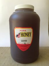 1 Gallon Fresh Pure Orange Blossom Honey