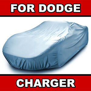 Fits [DODGE CHARGER] CAR COVER ☑️ Weather ☑️ Waterproof ☑️ Warranty ✔CUSTOM✔FIT