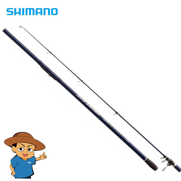 Shimano SURF LANDER 425DX-T 13'9  telescopic fishing spinning rod from JAPAN
