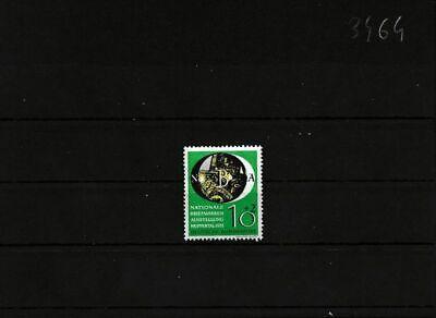 Minimaler Zahnfehler GroßE Vielfalt Deutschland Ab 1945 Einfach Brd 141 Postfrisch 2.wahl Deutschland