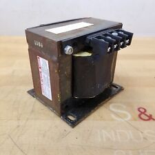 Square D 9070t750d1 Industrial Control Transformer 075kva Used