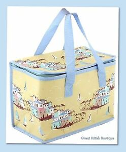 Lovely-034-Sail-Away-034-Seaside-Insulated-Lunch-Cool-Bag-by-Jennifer-Rose