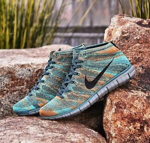 Closer Look: Cheap Nike Lunar Flyknit Chukka Wolf Grey
