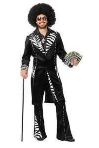 Halloween Costume 38.Details About Slip Slidin Mac Daddy Halloween Costume Adult Medium 38 40