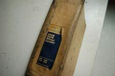 Cat Caterpillar 950b 950e Front End Wheel Loader Shop Service Manual Owner Book