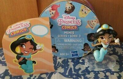 Disney Princess Comics Minis Series 2 Jasmine Figure NEW