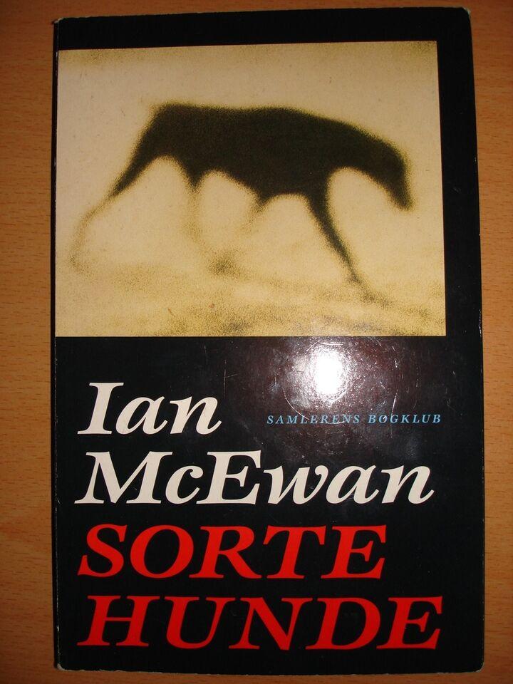 Sorte hunde, Ian McEwan, genre: anden kategori