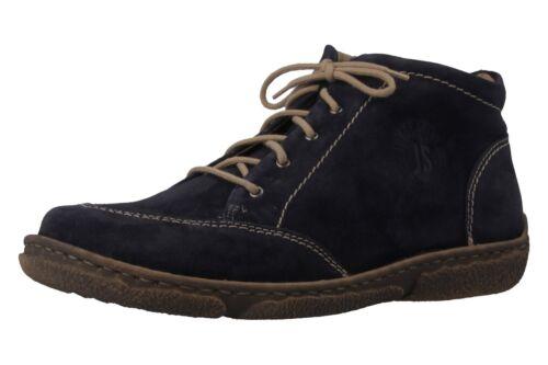 Boots Josef donna Xxl Scarpe da Seibel Size Large Plus Blu Z5BqTO5