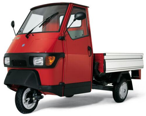 Rad Komplett 100//90-10 56 P Vee Rubber für Piaggio Ape 50cc