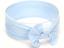 Baby-Nylon-Soft-Bow-Head-Wrap-Turban-Top-Knot-Headband-Baby-Girl-Headbands thumbnail 6