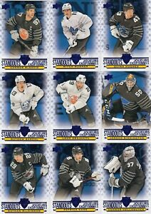 2020-21 UPPER DECK TIM HORTONS ALL SRAR STANDOUTS COMPLETE SET of 15 CARDS    a