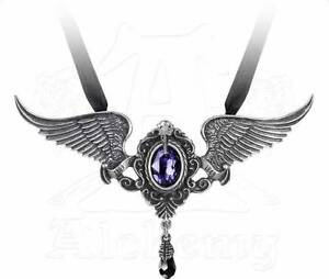 My-Soul-From-The-Shadow-Pendant-Alchemy-Gothic-Raven-Edgar-Allen-Poe-Jewellery