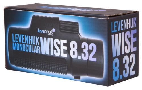 8x32 Monocular levenhuk SABIO BAK4 Fully MultiCoated opitcs 2m enfoque cercano