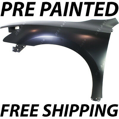 Drivers Left Front LH Fender for 2004-2008 Nissan Maxima NEW Painted To Match