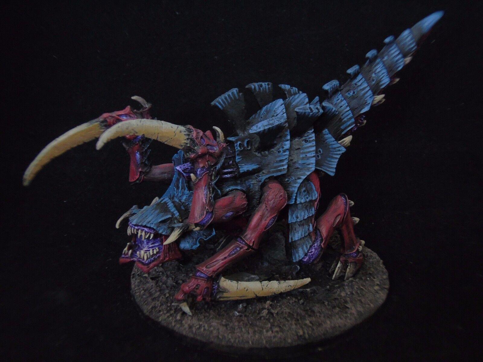 Warhammer 40,000 Forgeworld Tyranid Scythed Hierodule Pro Painted