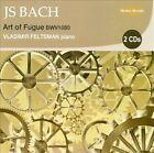 Bach: Art of Fugue BWV 1080 (CD, Jan-2010, 2 Discs, Nimbus)