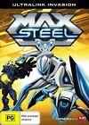 Max Steel - Ultralink Invasion (DVD, 2014)