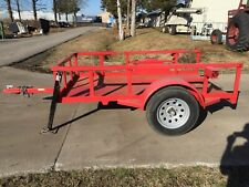 11ft Pull Behind Trailer