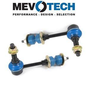 Suspension Stabilizer Bar Link Kit Front Mevotech MK80766