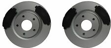 NISSAN QASHQAI 1.5 1.6 2.0 DCi FRONT BRAKE DISCS & PADS FRICTION HIGH QUALITY