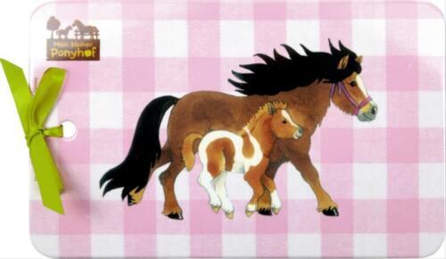 Mélamine-lamelles mon petit Ponyhof
