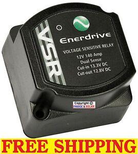 ENERDRIVE-12V-DUAL-BATTERY-ISOLATOR-VSR-DUAL-SENSING-CIRCUIT-VERY-SMART